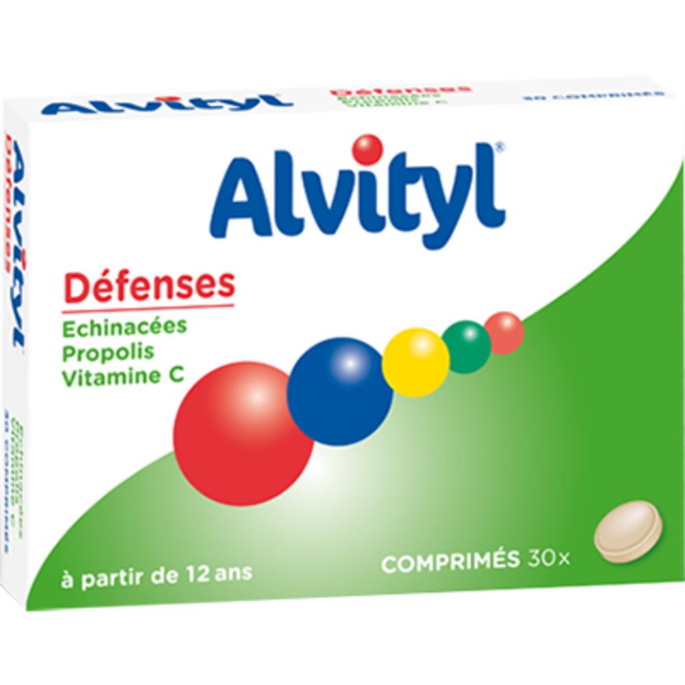 Défenses comprimé - alvityl -147990