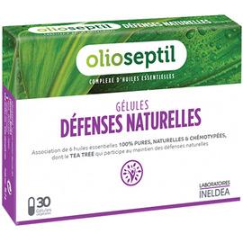 Défenses naturelles - 30 gélules - olioseptil -205850