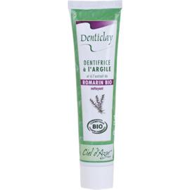 Denticlay dentifrice à l'argile et romarin bio 75ml - denticlay -222965