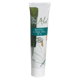 Dentifrice - 75.0 ml - aloe vera natif - pur'aloe -3011