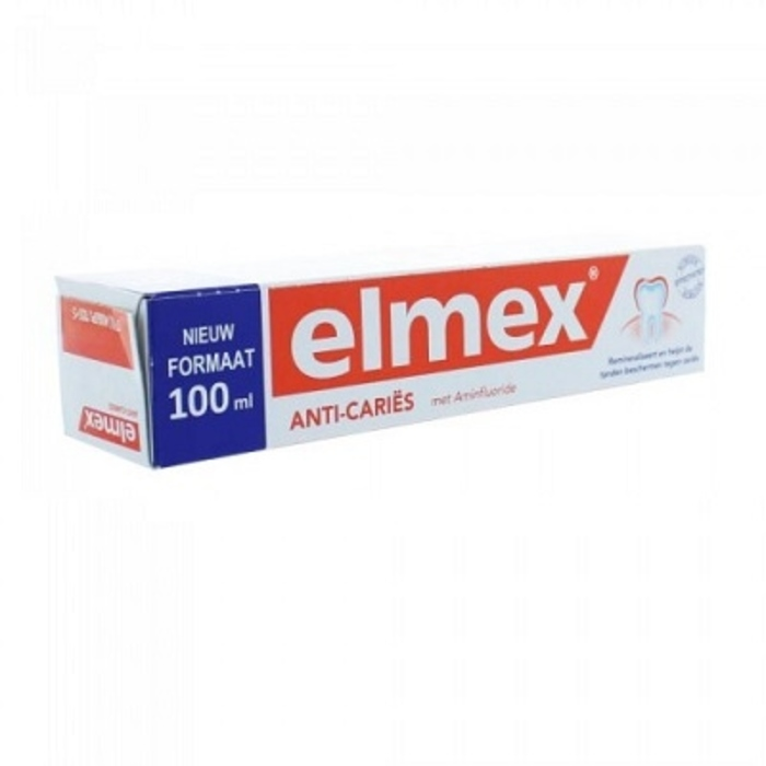 Dentifrice anti-caries Elmex-146785