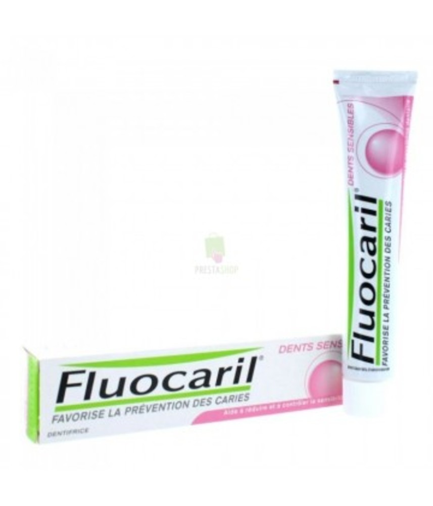 Dentifrice dents sensibles - 75.0 ml - fluocaril -144238