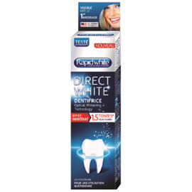Dentifrice direct white 75ml - rapid white -215908