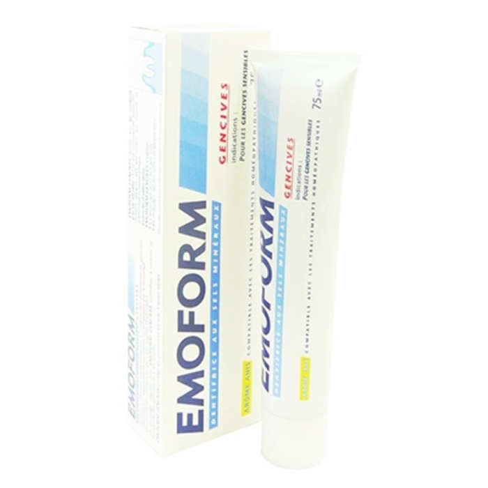 Dentifrice gencives arôme anis Emoform-203203