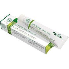 Dentifrice haleine pure bio 75ml - dentifrices aux arômes logo naturels - melvita -213449