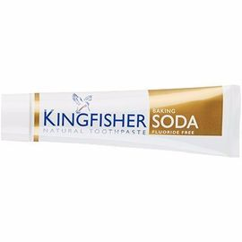 Dentifrice naturel sans fluor bicarbonate de soude menthe 100ml - kingfisher -215173