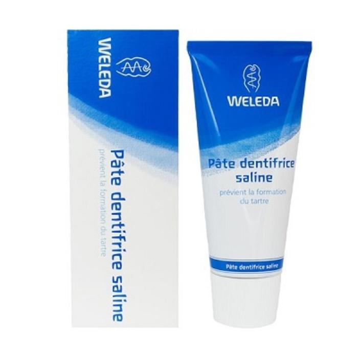 Dentifrice saline Weleda-538
