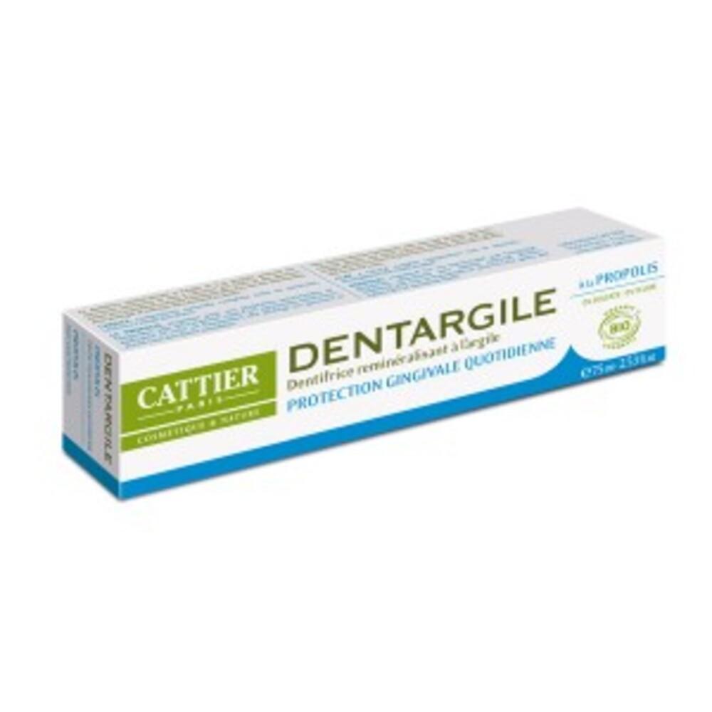 Dentolis propolis - 75.0 ml - dentargile - cattier Protection des gencives-1511