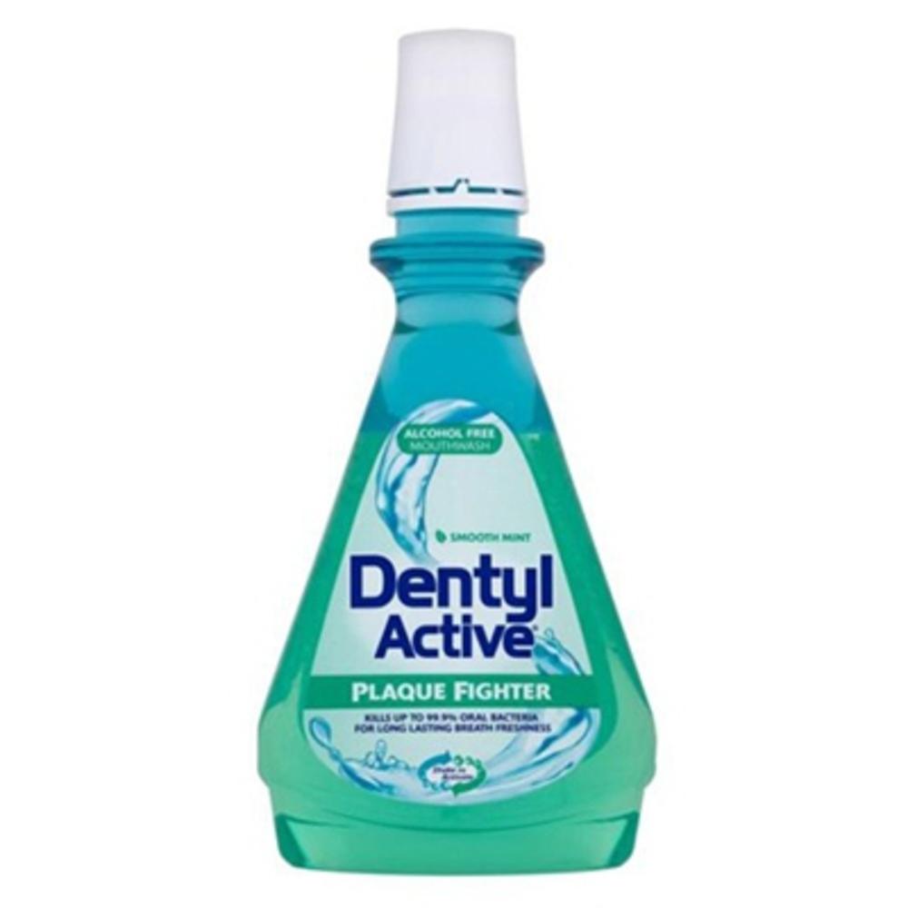 Dentyl bain de bouche menthe douce - 100ml - dentyl -198042
