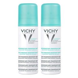 Déodorant anti-transpirant - lot de 2 - 125.0 ml - soins corporels - vichy -83303