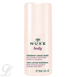 Deodorant longue duree - 50.0 ml - nuxe body -145058