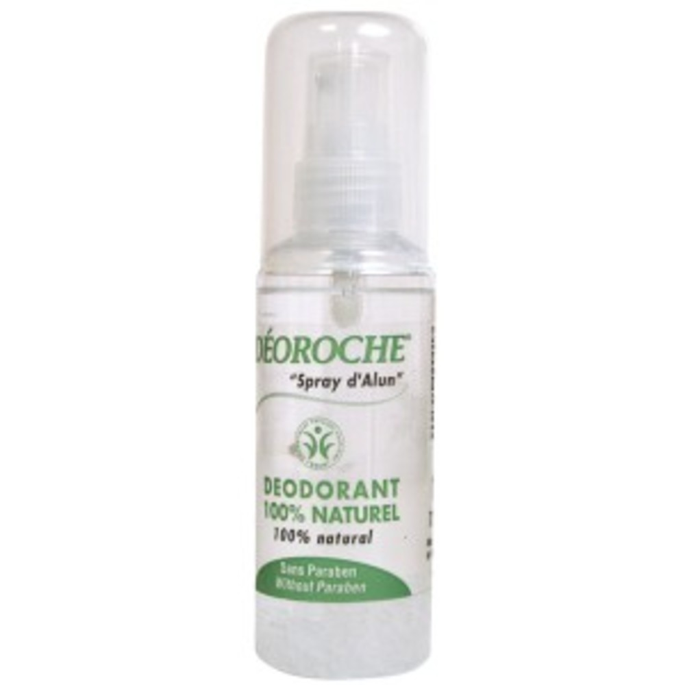Déoroche vert spray alun - 75 ml - divers - deoroche -134841