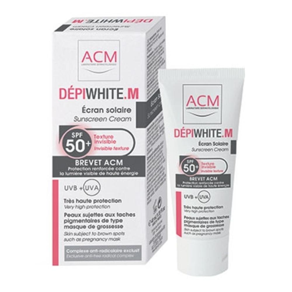 Depiwhite m ecran solaire spf50+ - acm -203610