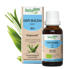 Depuragem gc07 bio 30 ml - 30.0 ml - herbalgem - herbalgem -189231