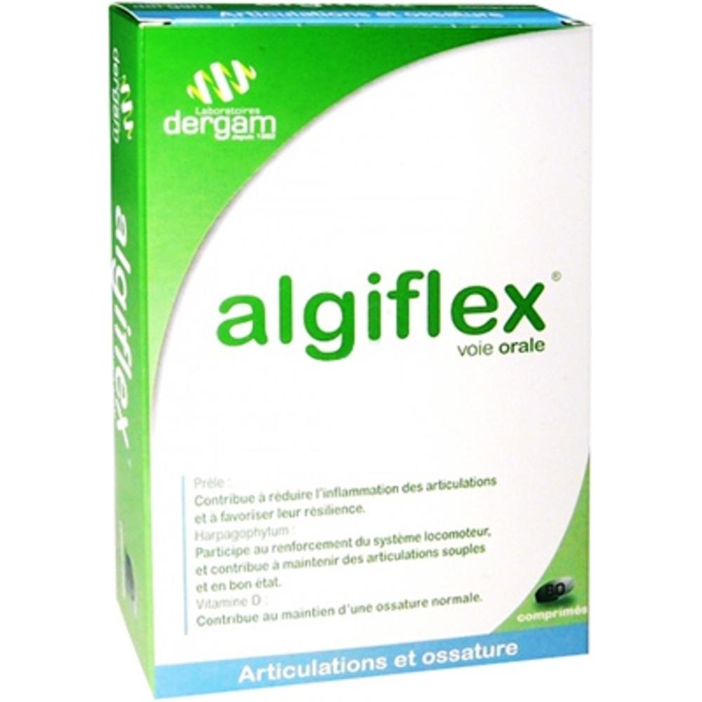 DERGAM Algiflex Articulations - 60 comprimes - Dergam -205695