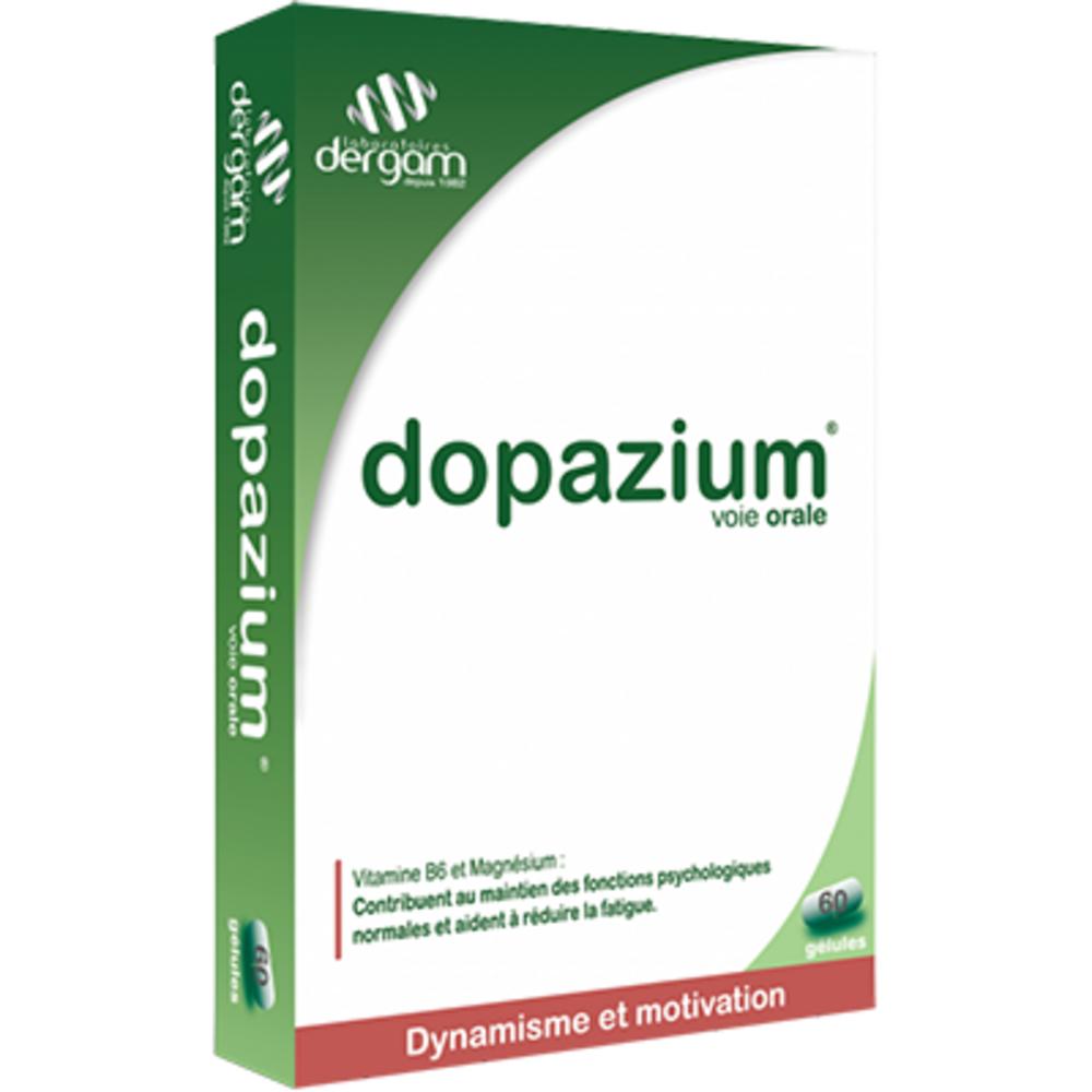 Dergam dopazium - 60 gelules - dergam -200025