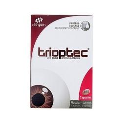 Dergam trioptec - 180 capsules - dergam -197194
