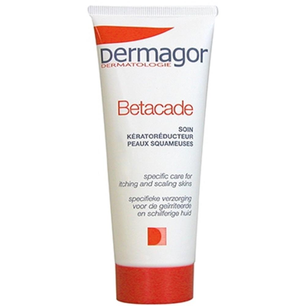 Dermagor betacade soin kératoréducteur - 100ml - dermagor -205659