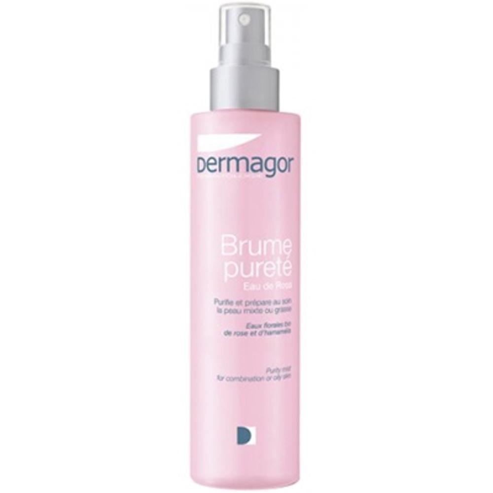Dermagor brume pureté eau de rosa - 200ml - dermagor -205661