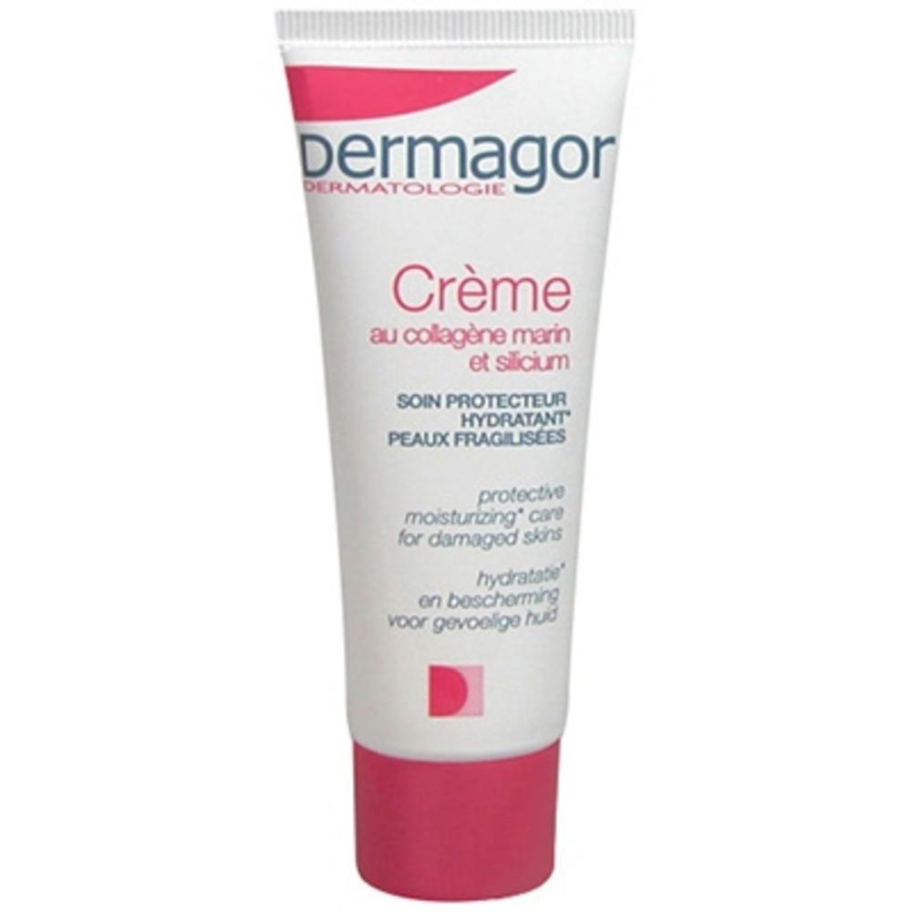 Dermagor crème au collagène marin et silicium - 40ml - 40.0 ml - dermagor -190565