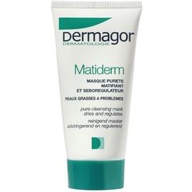 Dermagor matiderm masque pureté - 40ml - dermagor -205403