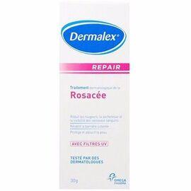 Dermalex repair traitement dermatologique de le rosacée 30g - dermalex -215636