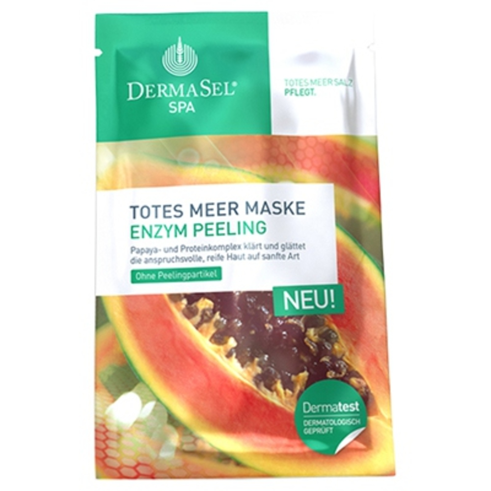 Dermasel masque gommage enzymatique Dermasel-201985