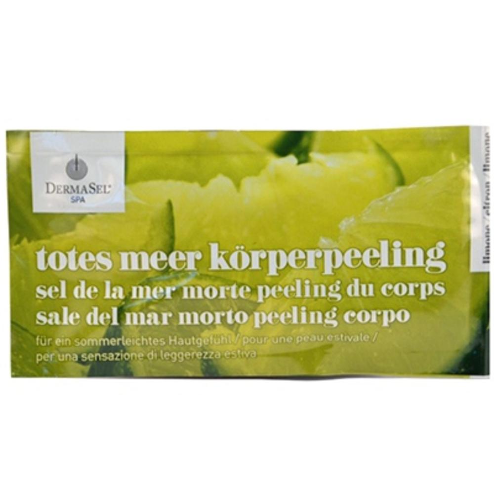 Dermasel peeling corps au citron - dermasel -203274