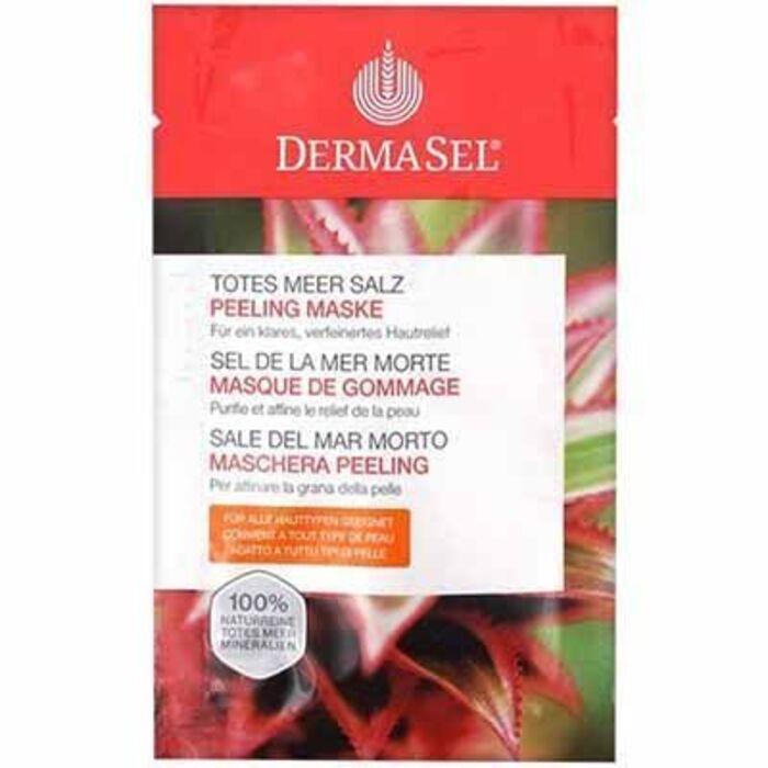Dermasel sel de la mer morte masque de gommage 12ml Dermasel-196083