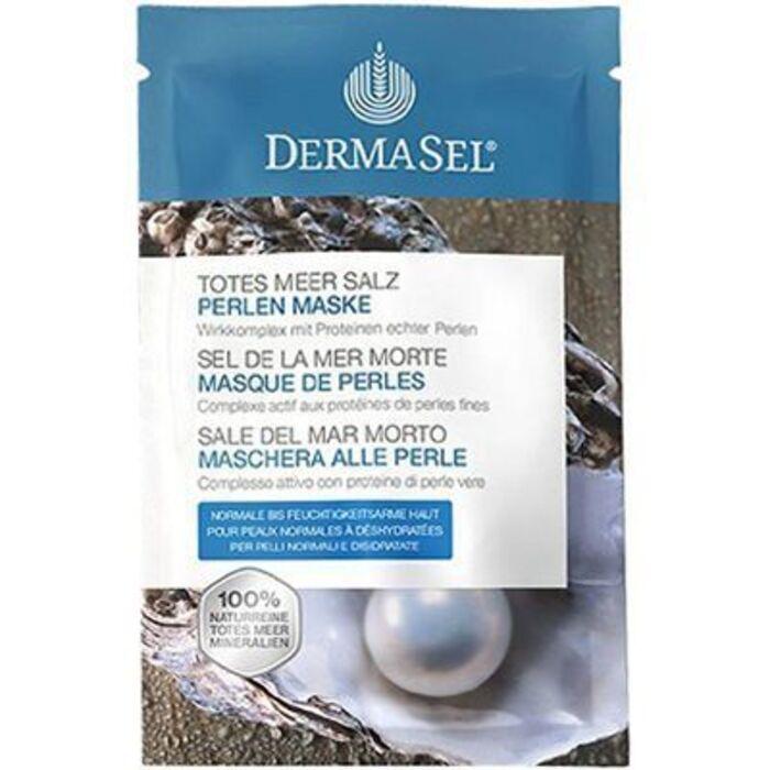 Dermasel sel de la mer morte masque de perles 12ml Dermasel-225346