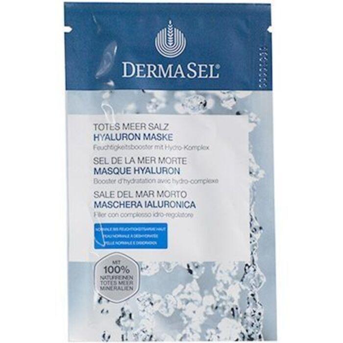 Dermasel sel de la mer morte masque hyaluron 12ml Dermasel-225347