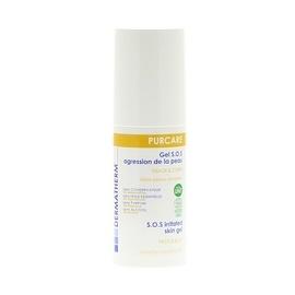 Dermatherm purcare gel sos au miel - 50.0 ml - famille - dermatherm Agressions de la peau-108474