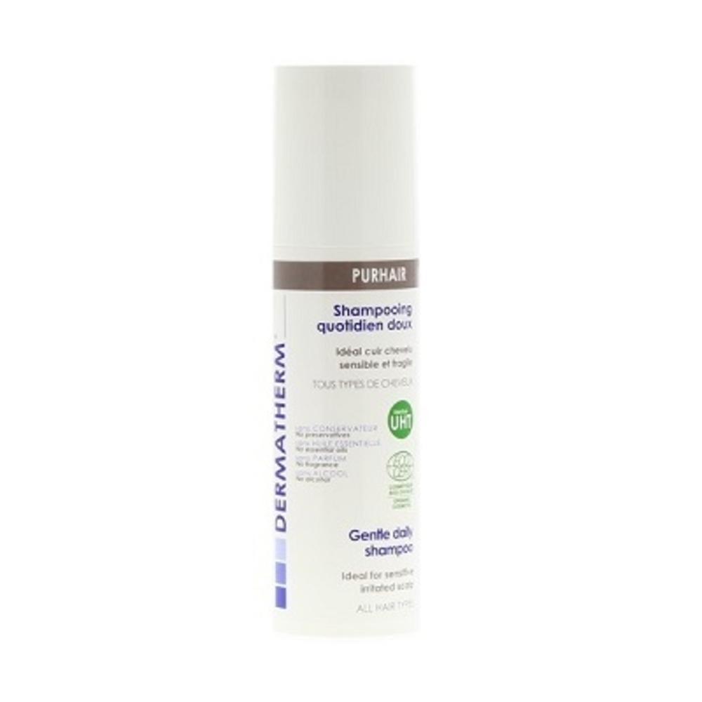 Dermatherm purhair shampooing doux - 150.0 ml - famille - dermatherm Shampoing Quotidien Doux-108476