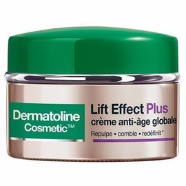 Dermatoline cosmetic lift effect plus crème anti-age peaux matures normales 50ml - dermatoline cosmetic -215508