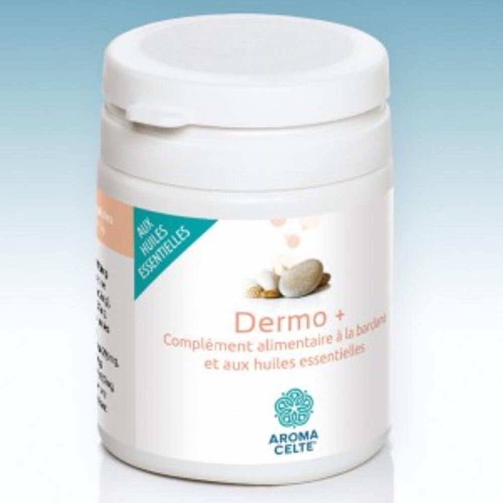 Dermo + - 50 gélules - divers - aroma celte -141632