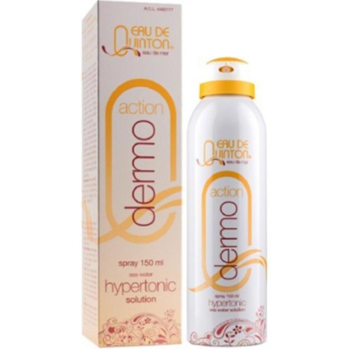 Dermo action spray hypertonique 150ml Quinton -189892