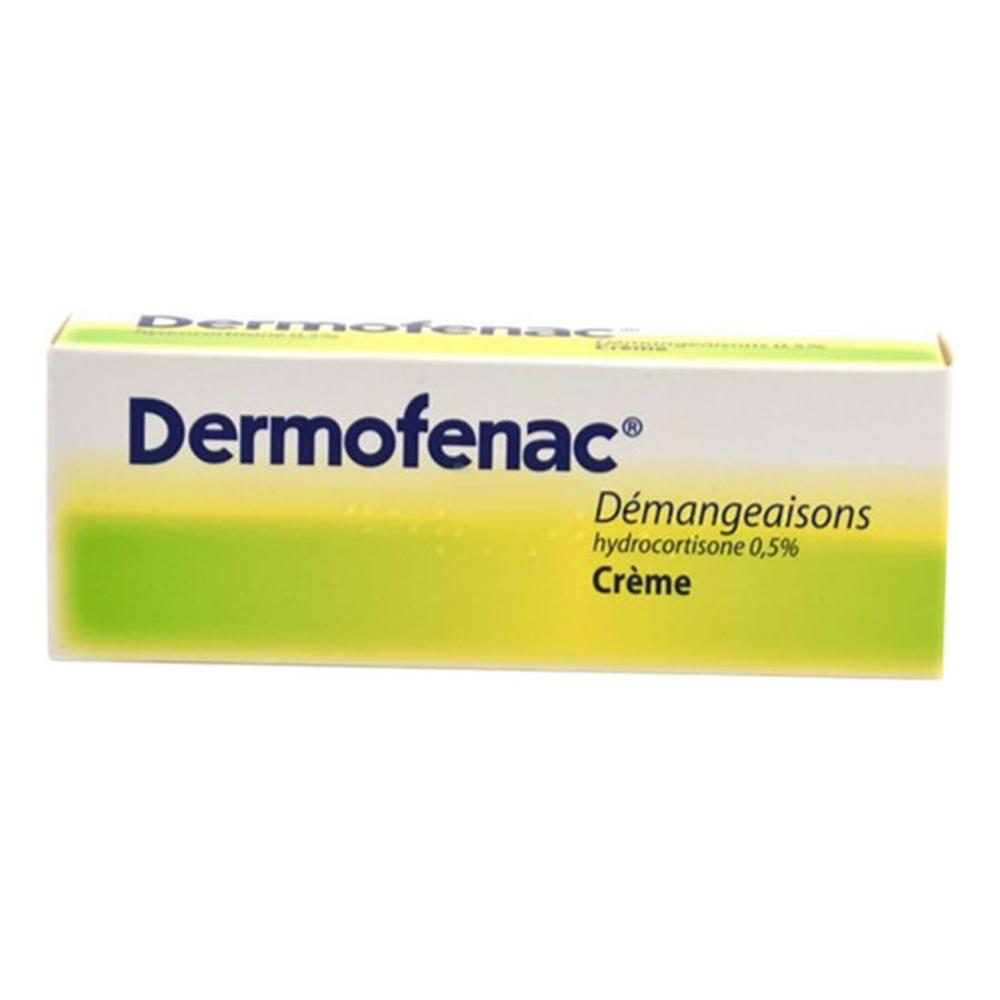Dermofenac démangeaisons 0,5% - 15.0 g - pfizer -192921