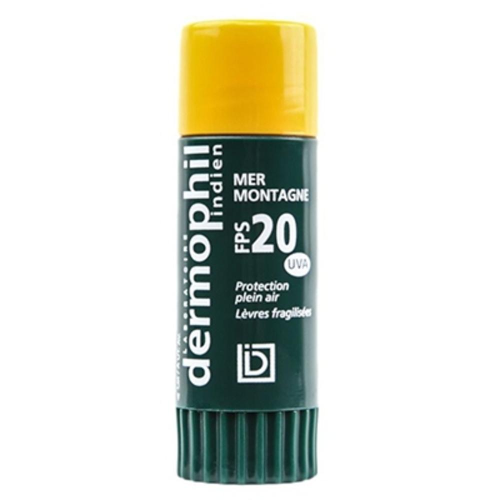 Dermophil indien stick lèvres spf20 - 350.0 cg - dermophil indien -143581
