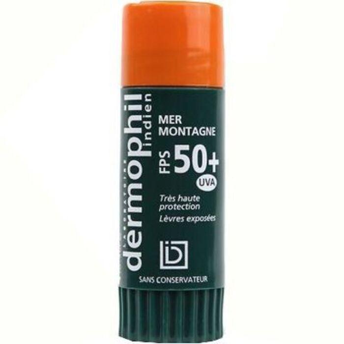 Dermophil stick lèvres protection solaire 4g Dermophil indien-226355