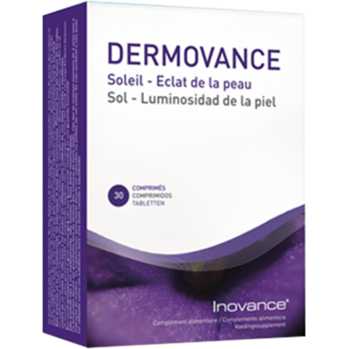 Dermovance - 30 comprimés Inovance-205405