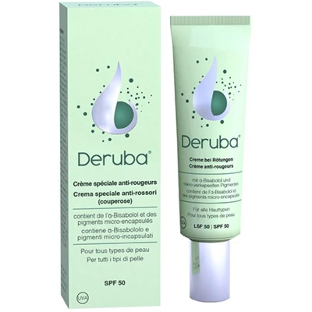 Deruba crème spéciale anti-rougeurs - 30ml - deruba -205143