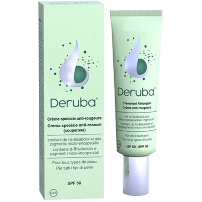 Deruba crème spéciale anti-rougeurs - 30ml Deruba-205143