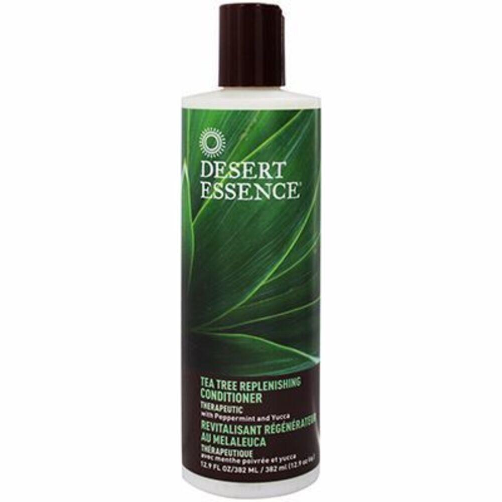 DESERT ESSENCE Après-Shampooing Revitalisant et Régénérateur au Melaleuca 382ml - Desert Essence -216623