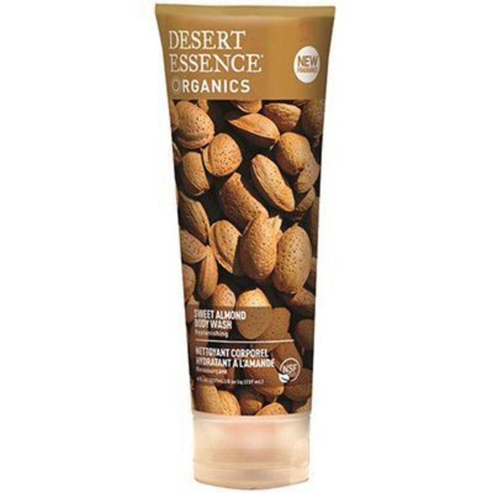 DESERT ESSENCE Nettoyant Corporel Hydratant à l'Amande 200ml - Desert Essence -219437