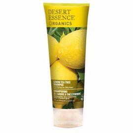 Desert essence shampooing citron 237ml - desert essence -216620