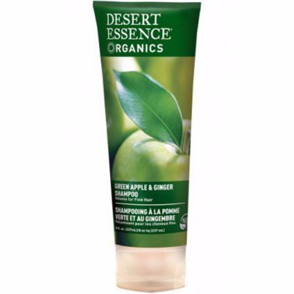 DESERT ESSENCE Shampooing Pomme Verte et Gingembre 237ml - divers - Desert Essence -141941