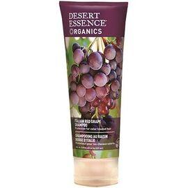 Desert essence shampooing raisin rouge d'italie 237ml - desert essence -221586