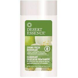 Desert essence stick déodorant fraîcheur printanière 70ml - desert essence -221584