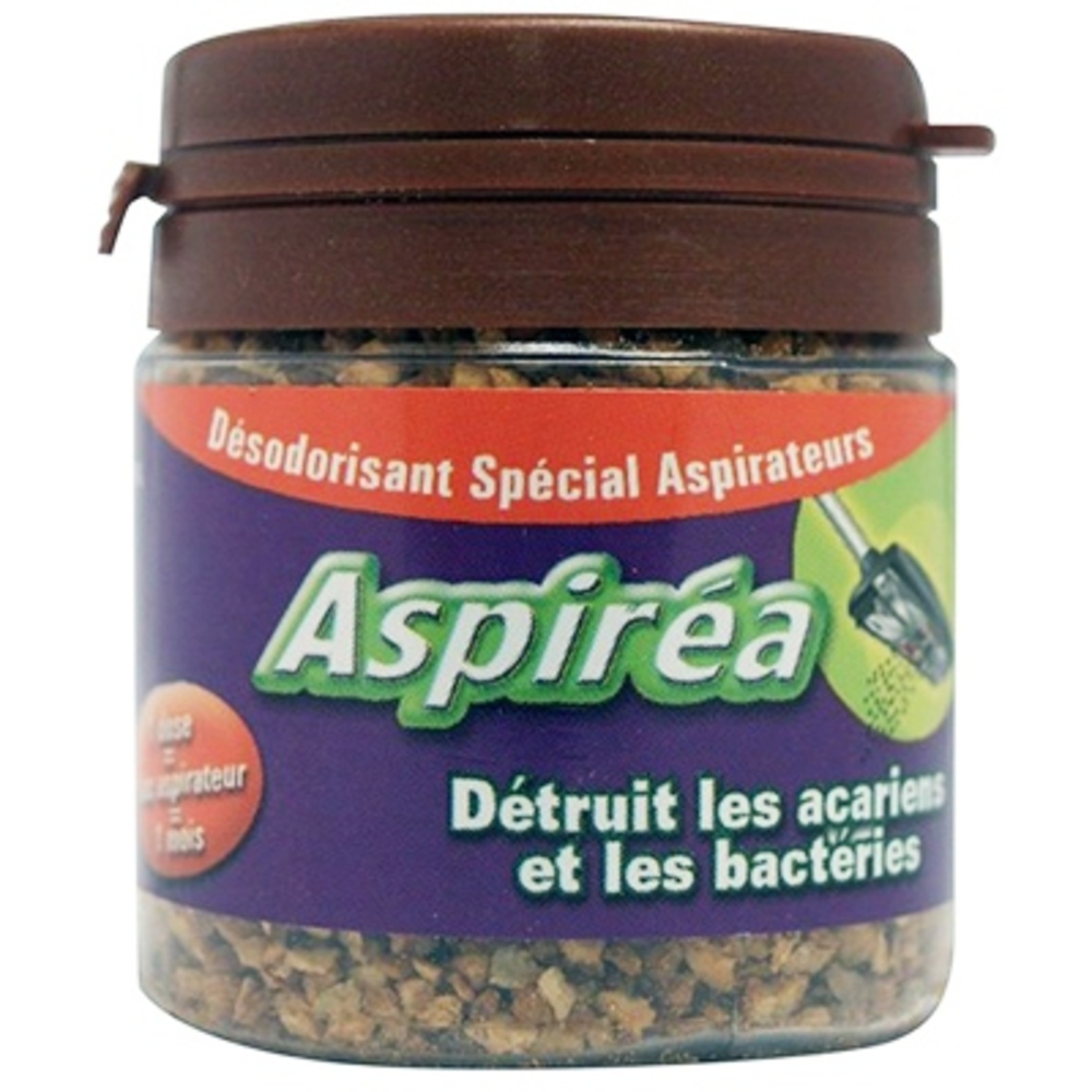 Désodorisant aspirateur cannelle orange - 60.0 g - désodorisant aspirateur - aspirea Détruit les acariens et bactéries-5583