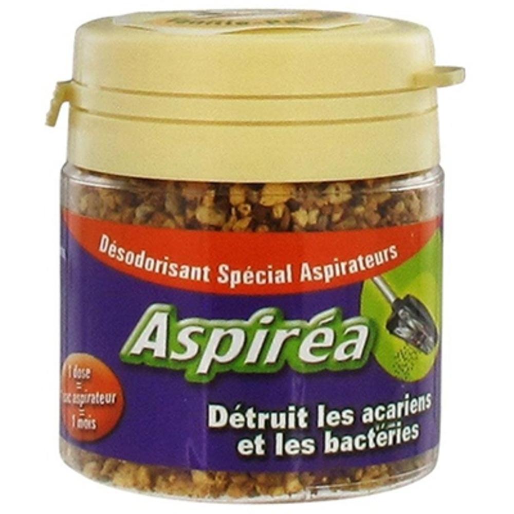 Désodorisant Aspirateur Vanille Patchouli - 60.0 g - Désodorisant aspirateur - Aspirea Détruit les acariens et bactéries-5582